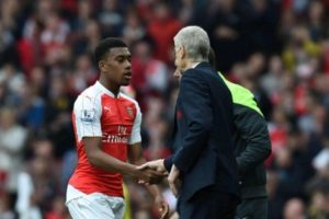 Iwobi Plans Long Arsenal Stay, Surprised By Wenger Exit
