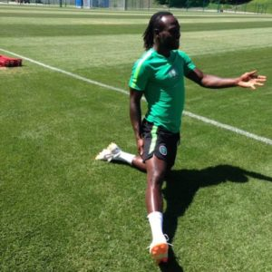 Taribo West: Victor Moses, Kelechi Iheanacho, Mikel Obi key to Nigeria's World Cup chances