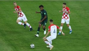 Breaking News: Croatia Striker Kalinic Sent Home For Refusing To Come On As A Sub Against Nigeria