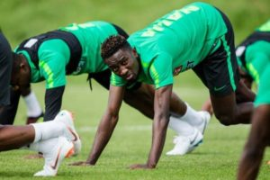 Ndidi: Super Eagles Must Forget Croatia Defeat, Focus On Important Iceland Clash