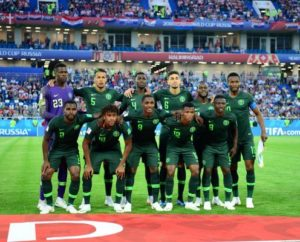 NFF: Eagles In Top Spirit, Ready To Soar Vs Iceland, Argentina