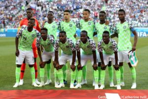 Super Eagles Line Up For Argentina Clash, Rohr Retains 3-5-2 Formation