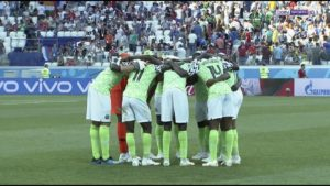 Idowu: Super Eagles Not Under Pressure Despite Poor Record Vs Argentina