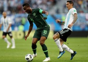 Rohr: Why Super Eagles lost to Argentina