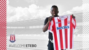 Exclusive! Stoke City Beating Valencia To Signing Of Oghenekaro Etebo