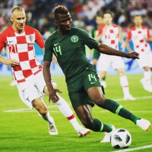 Iheanacho To Snatch Ighalo's Number 9 Role As Rohr Step Up Tactics For Iceland Tie