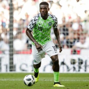 John Ogu: I'll happy to play anywhere for Super Eagles to win at World Cup