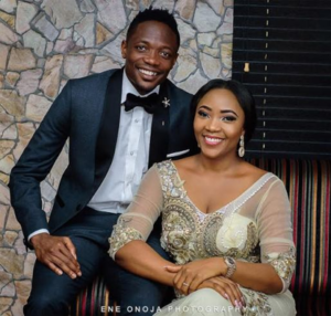 Sensational Ahmed Musa dedicates Man of the Match award to wife