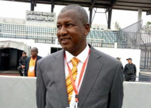 U-20 AFCON: Abdu Maikaba promises stronger Flying Eagles
