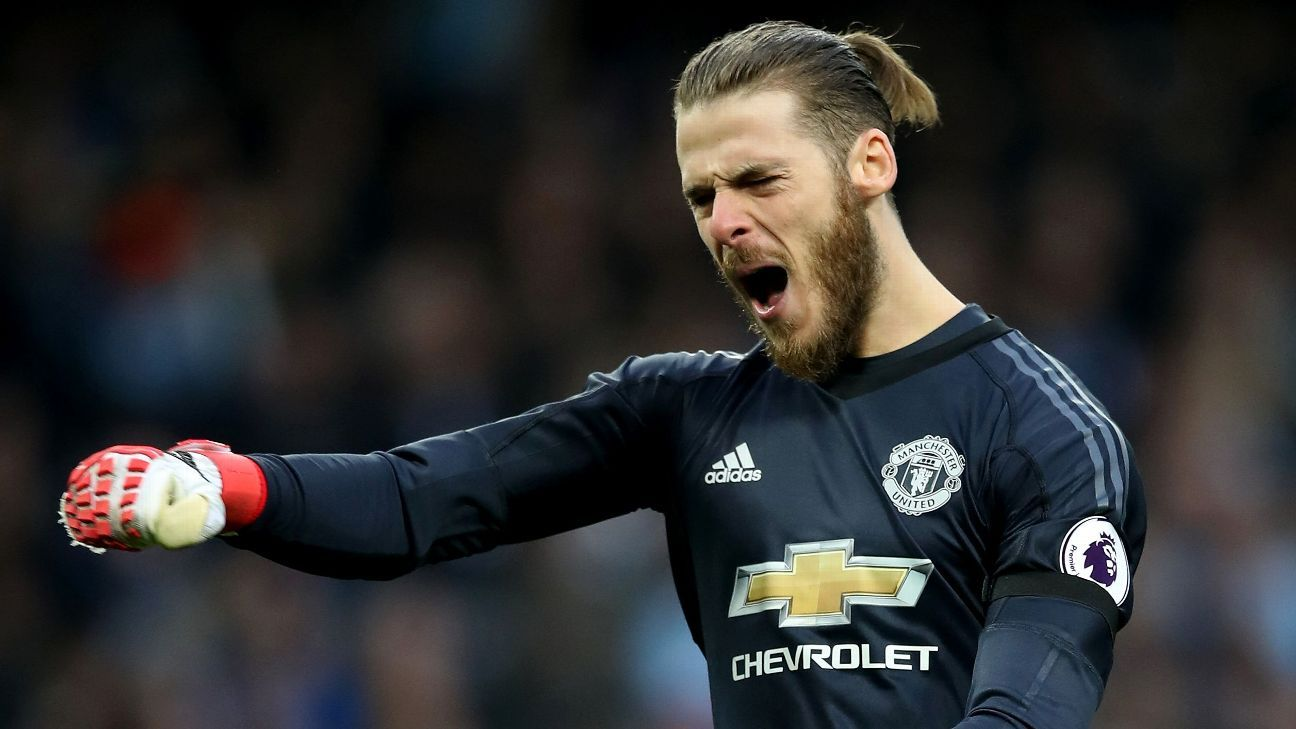 David De Gea will stay at Manchester United because of fans - Ander Herrera