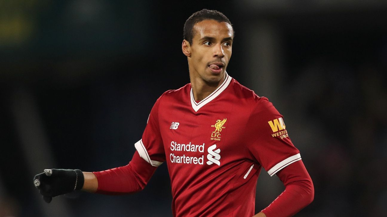 Liverpool's Joe Matip might have suffered 'small tear' in leg - Jurgen Klopp