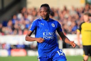 Leicester City Reject Al Nasr Bid For Musa