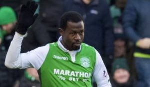 Efe Ambrose Scores As Hibernian Recover From Two Goals Down To Win Europa League Qualifiers Tie