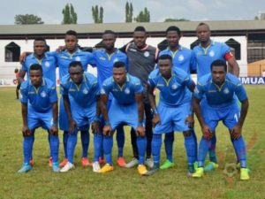 Enyimba, Aduana top CAF Cup groups after victories