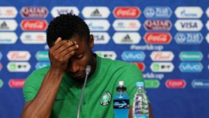 SHOCKER!! John Obi Mikel reveals father kidnapped before World Cup clash vs. Argentina