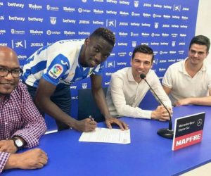 Official : Chelsea Loan Out Omeruo To LEGANES