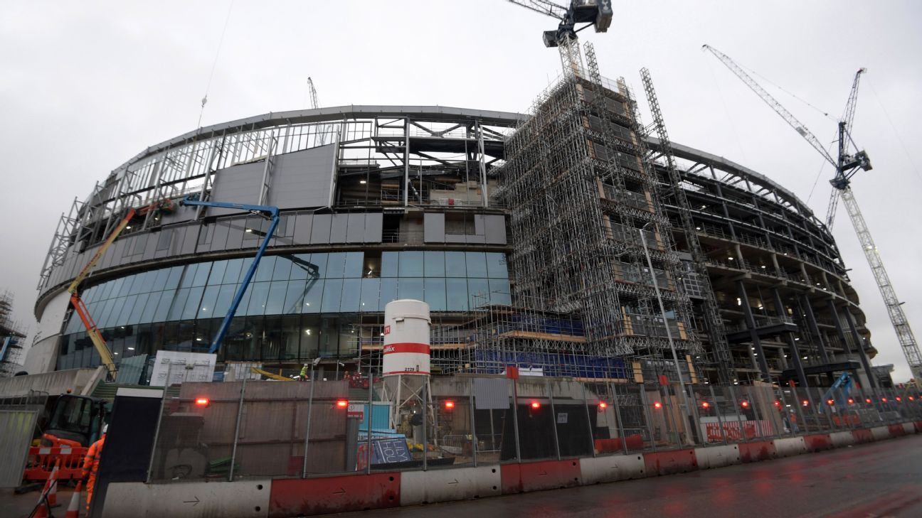 Tottenham stadium delays show fans are being treated as cash cows
