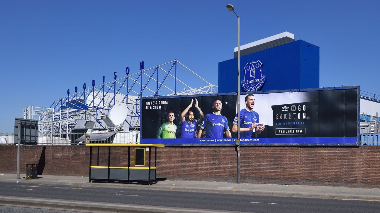 Everton investment a possibility if proposal is right - Alisher Usmanov