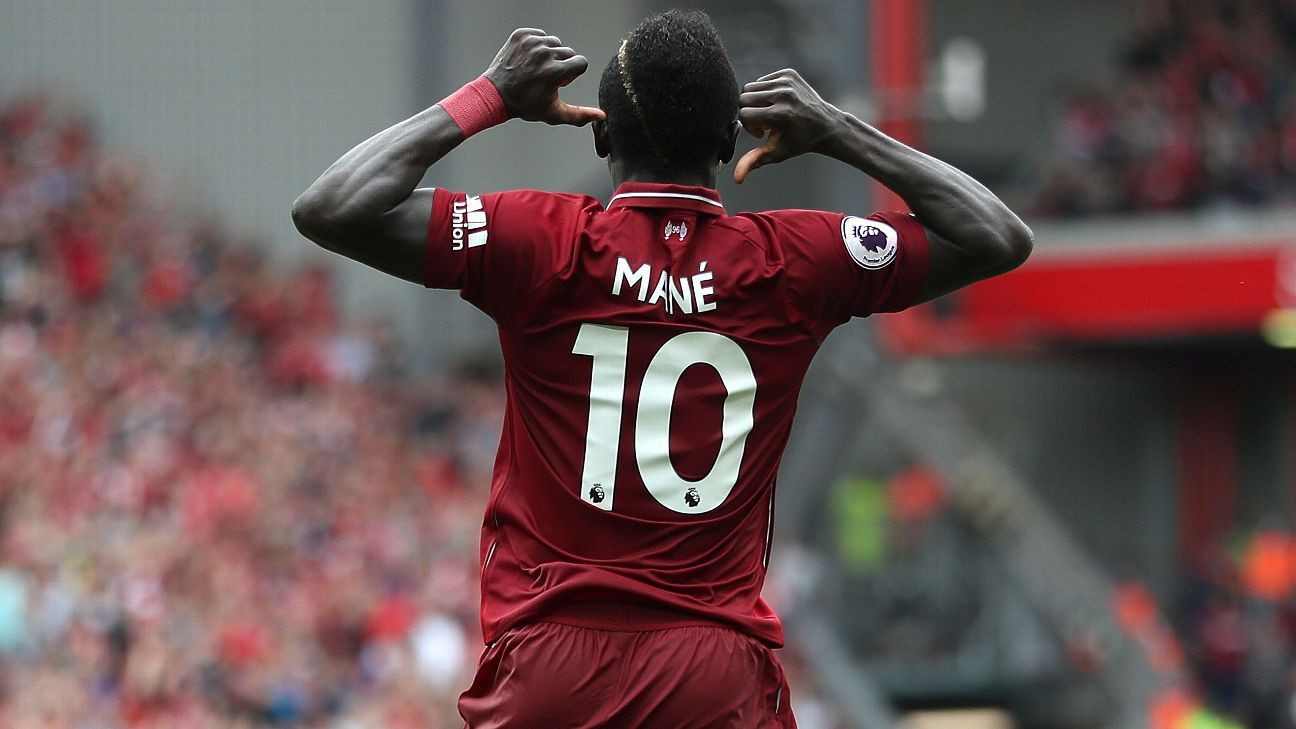 Consistency key for Sadio Mane to round out Liverpool's dynamite front three
