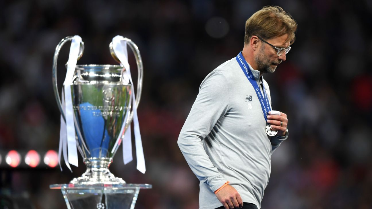 Jurgen Klopp clash with Sergio Ramos highlights wider Liverpool issue with depth