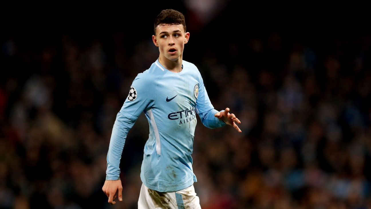 Manchester City's Kyle Walker says Phil Foden ready to step in for Kevin De Bruyne