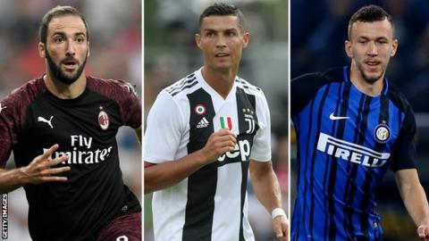 Will Ronaldo be good for Italian football and can he restore Serie A to former glories?