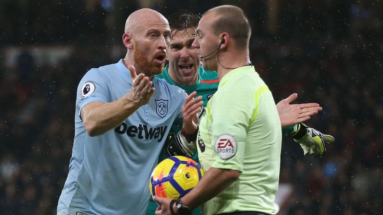 Premier League referee Bobby Madley quits post