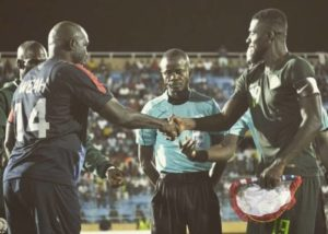 George Weah: Nigerian football a model
