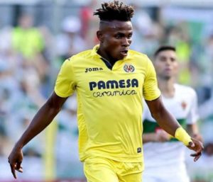 Niegria's Samuel Chukwueze wants more playing time after Villarreal debut