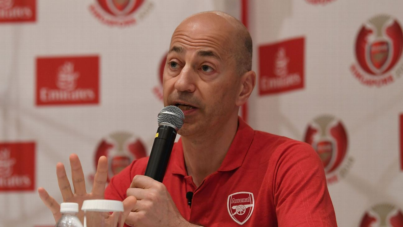 Arsenal CEO Ivan Gazidis' reign was 'nothing special' - supporters' group