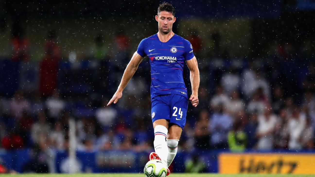 Frustrated Gary Cahill could leave Chelsea amid lack of game time
