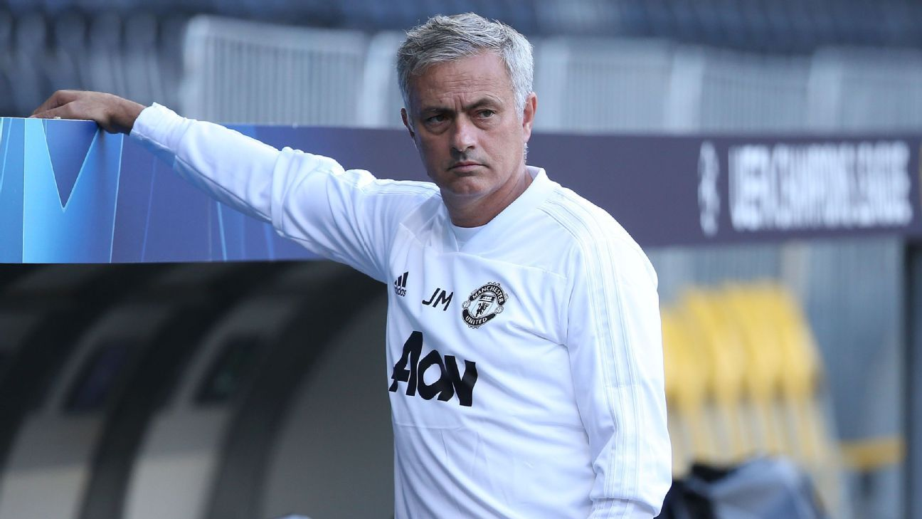 Manchester United still in for 'difficult' season despite good form - Jose Mourinho