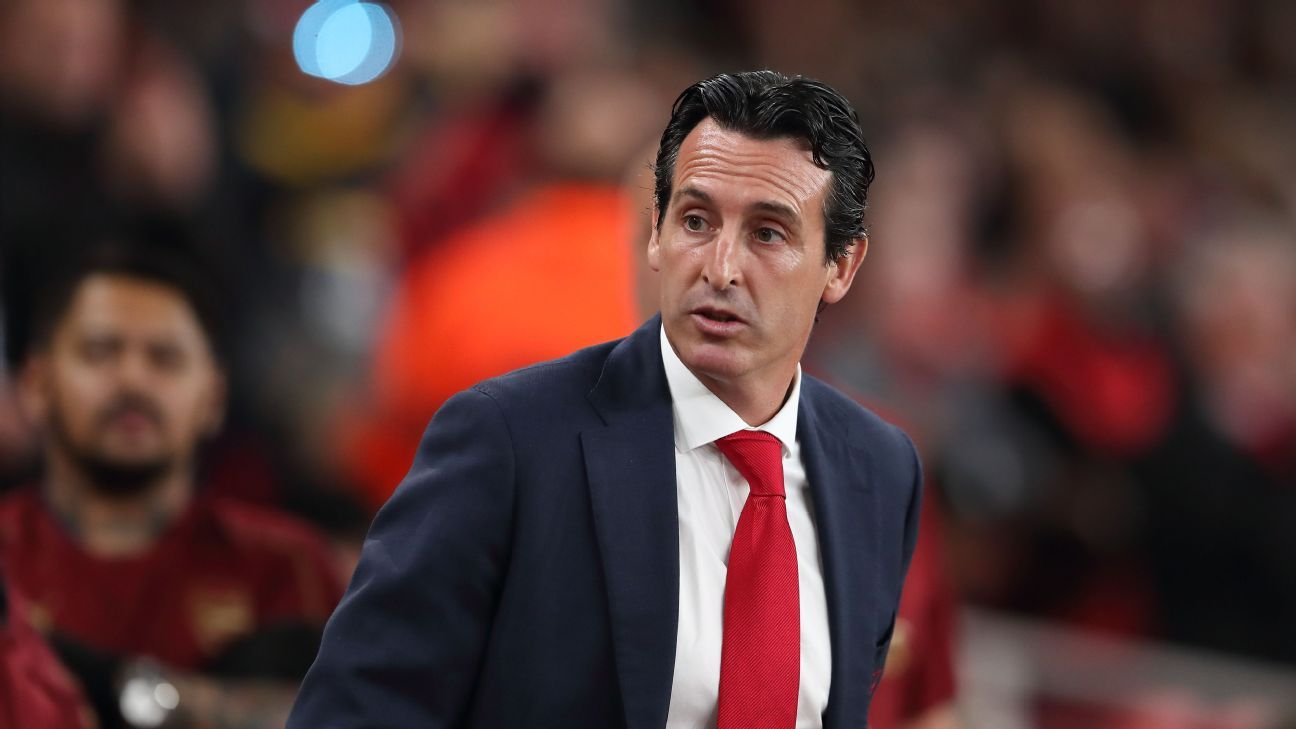 Unai Emery: I have a plan to improve Arsenal's leaky defence