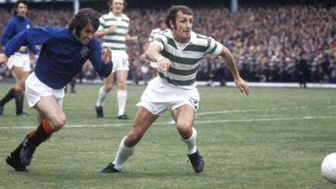 Jim Brogan: Former Celtic, Coventry and Ayr defender dies aged 74