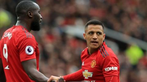 Alexis Sanchez: Man Utd forward might be sold, says Ian Wright