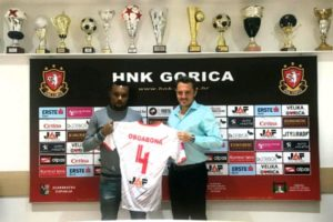 Oboabona Joins Croatian Club HNK Gorica On Two-Year Deal