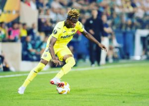 Chukwueze Happy To Make Villarreal Debut In Europa League Clash Vs Rangers