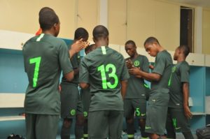 Golden Eaglet Beat Host Niger Republic To Qualify For Final
