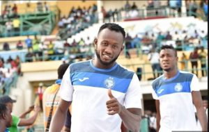 Mfon Udoh Thankful With Super Eagles' Invitation