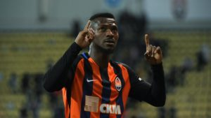 : Kayode Named In Shakhtar Donetsk UCL Squad For Hoffenheim Clash