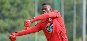 Super Eagles Goalkeeper Uzoho Nominated For Player Of The Week In Spain After Dazzling Display For Elche