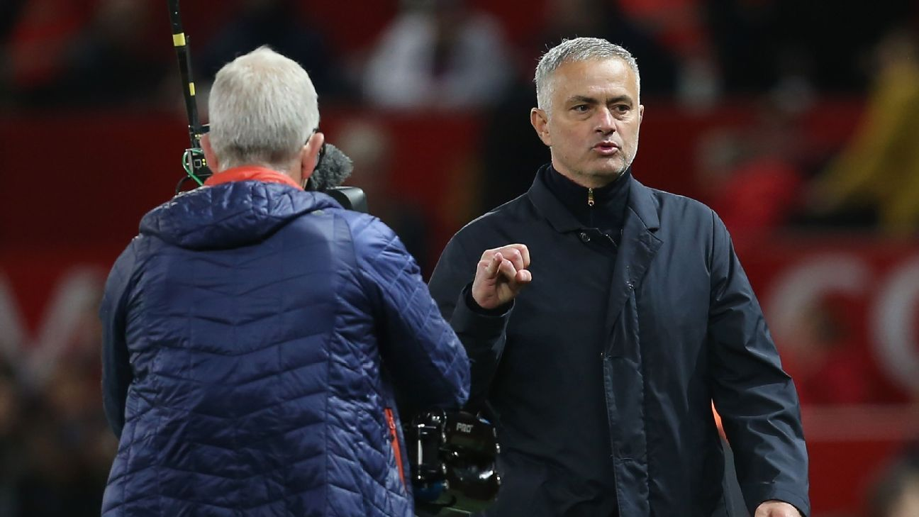 Mourinho, Man United back in spotlight to face Chelsea, Juventus tests