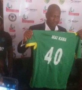 Maikaba Joins Plateau United As New T/Adviser On Three-Year Deal