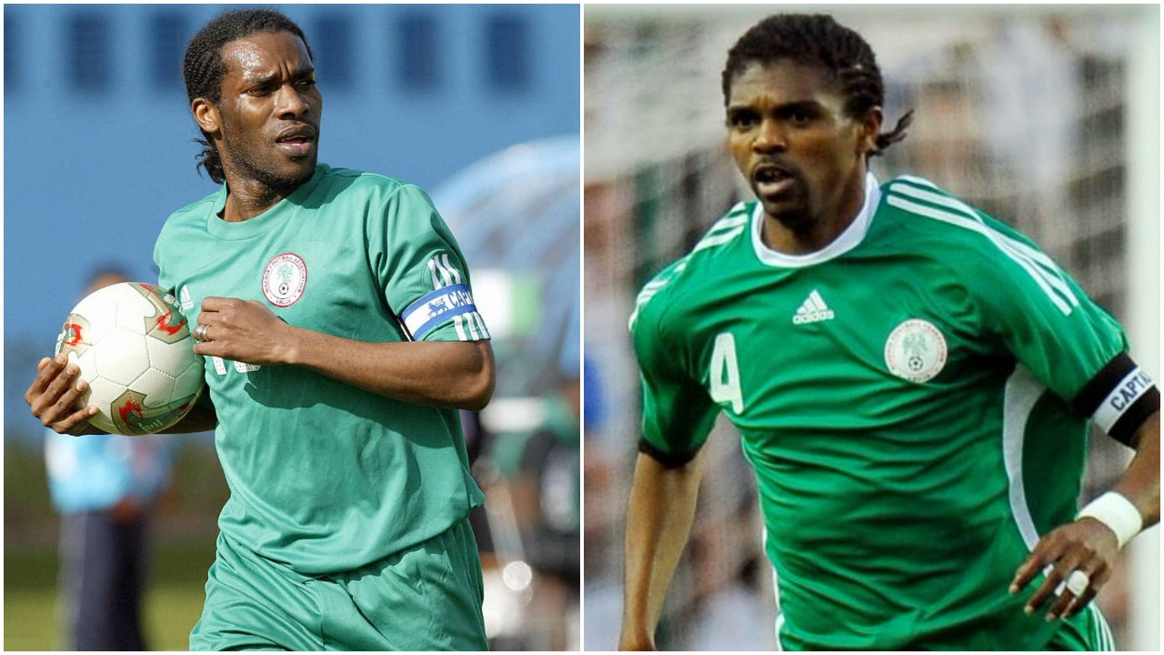 10 greatest Nigerian players of all time