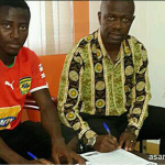 OFFICIAL: Asante Kotoko sign defender Ahmed Adams on three-year deal
