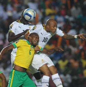 AFCON 2015: Ghana match-winner Andre Ayew hails Black Stars for fighting spirit