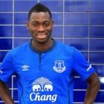 Roberto Martinez looking forward to Christian Atsu's return to Everton