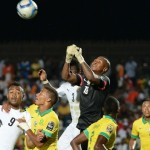 PICTURES: Watch the action pictures of Ghana's 2-1 win over South Africa