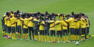 Breaking News: South Africa makes four changes in starting line-up to face Ghana today, goalkeeper axed again