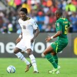 AFCON 2015: Ghana defender Amartey gutted over Senegal, admits Lions were better